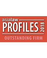 Asialaw Profiles - 2016, 2017 & 2018