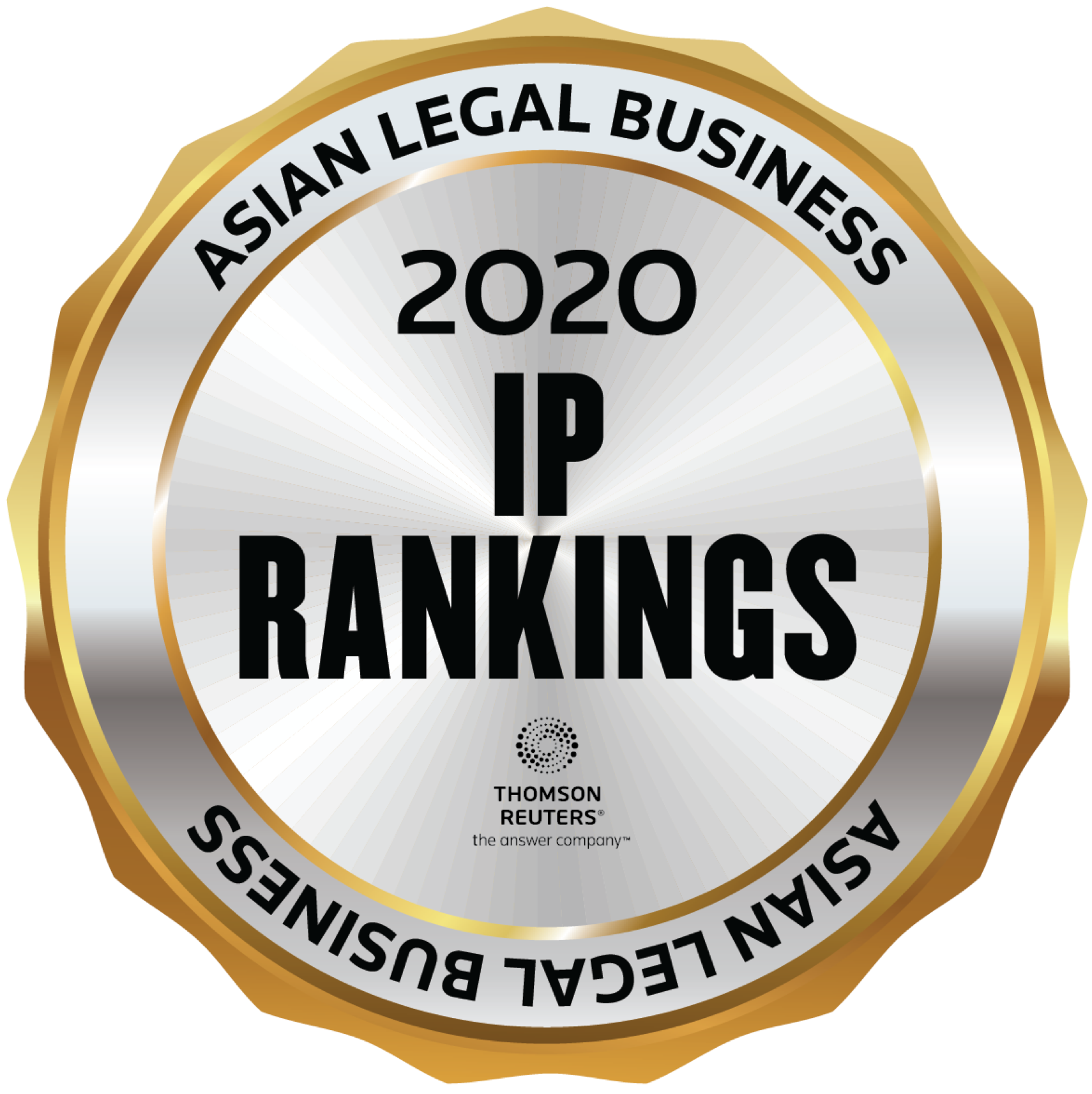 Asian Legal Business Rankings: 2015 - 2020
