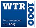 WTR 1000 - 2016, 2017 & 2018