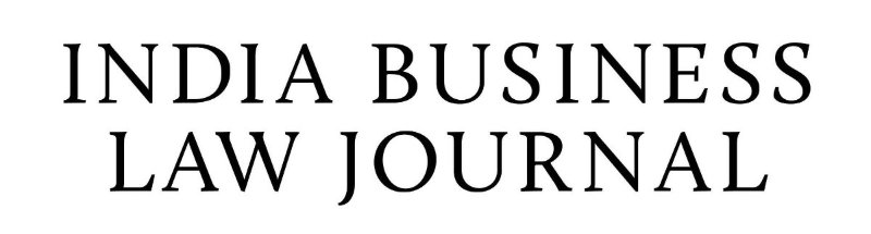 India Business Law Journal 2019