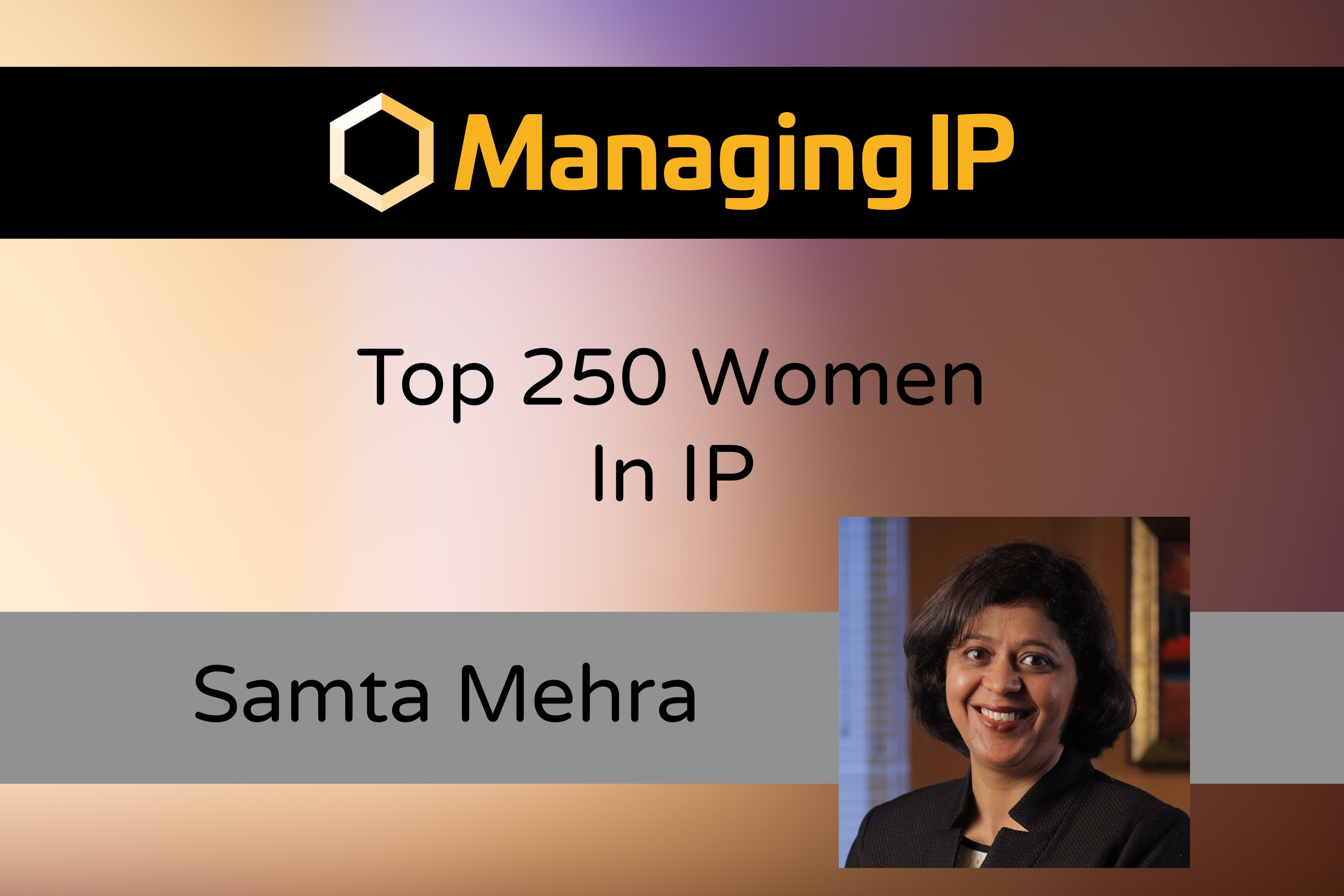 Top 250 Women In IP