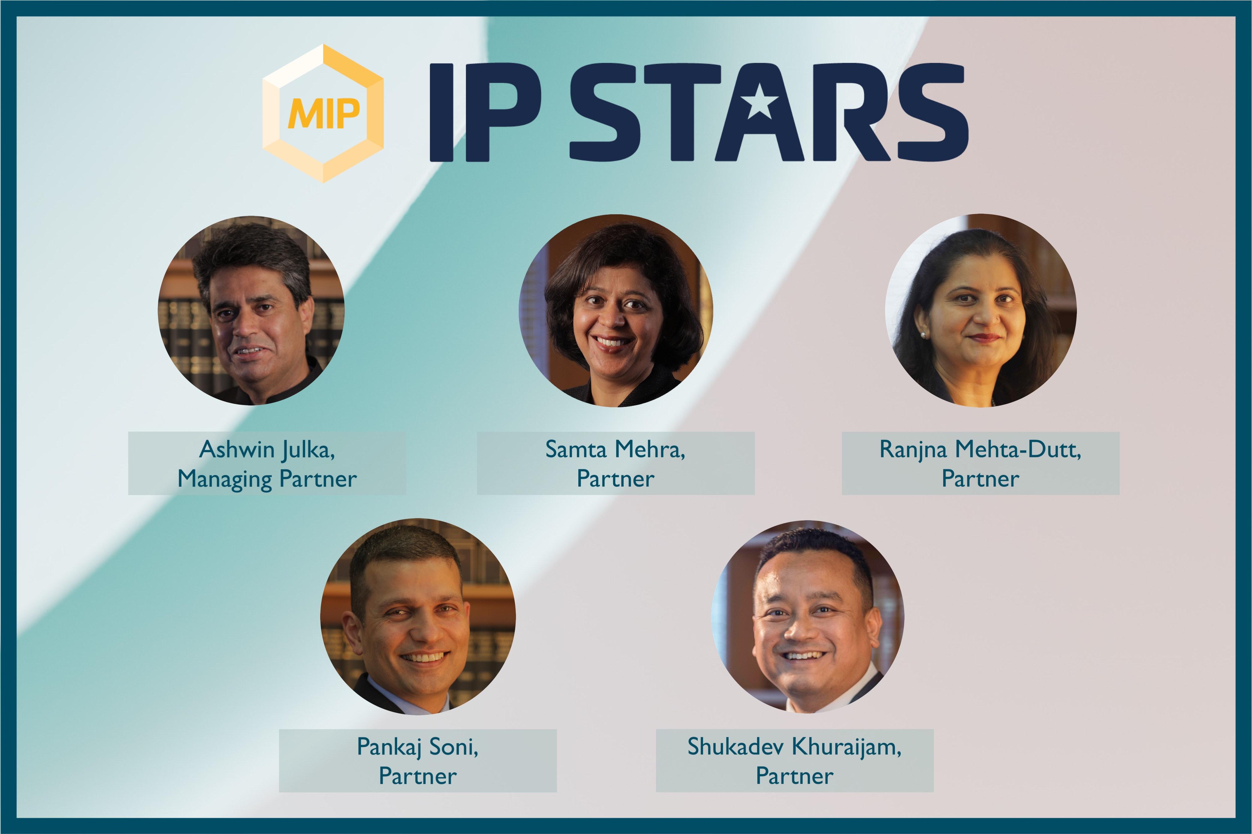 Managing IP – IP STARS 2021